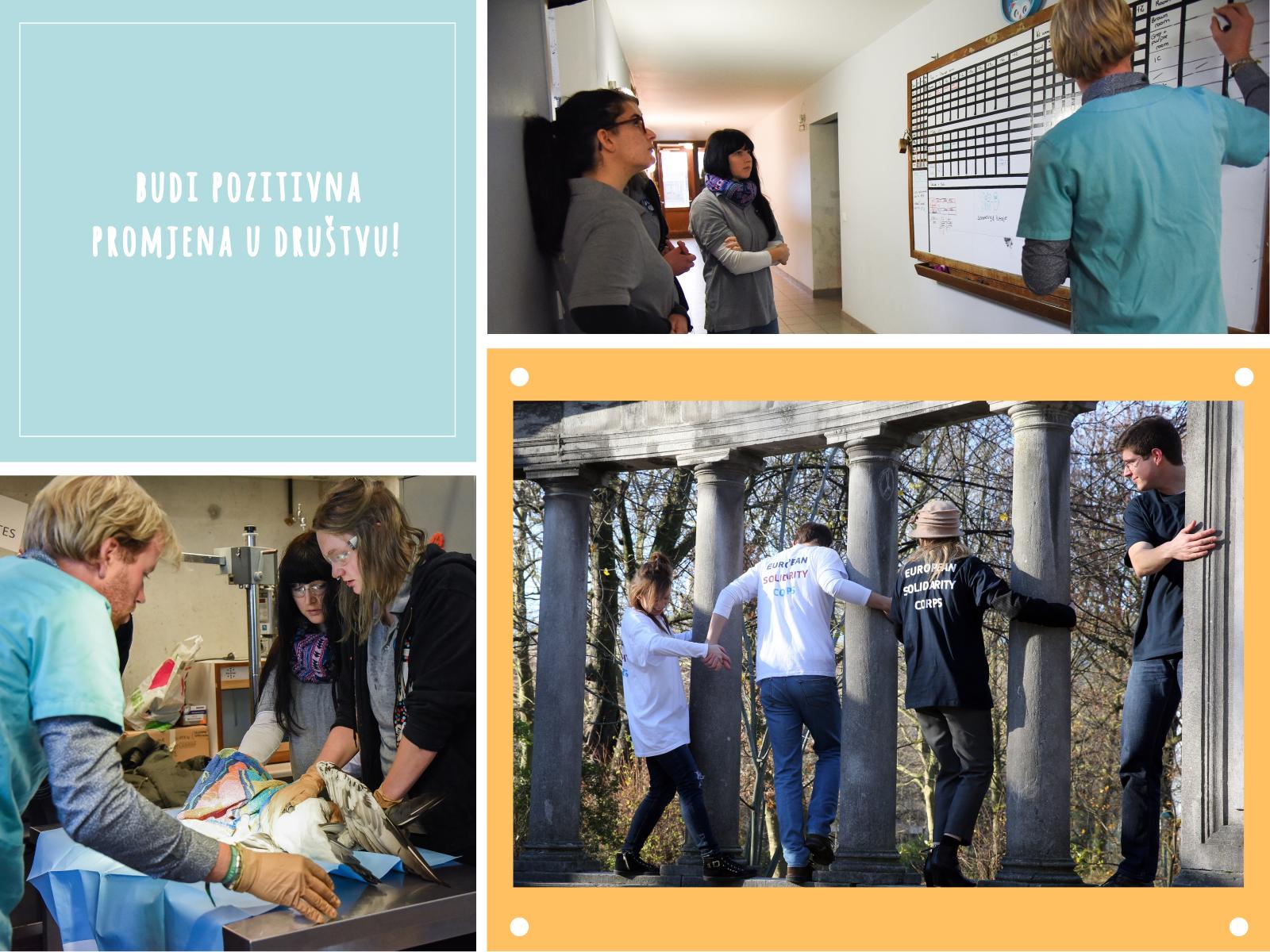 SPLIT, 3. rujna 2019. i ZAGREB, 11. rujna 2019. - Radionica pisanja Projekata solidarnosti  - Slika 1