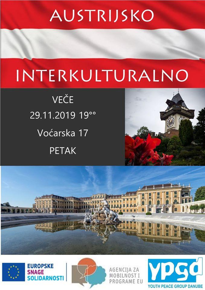 Austrijsko interkulturalno veče